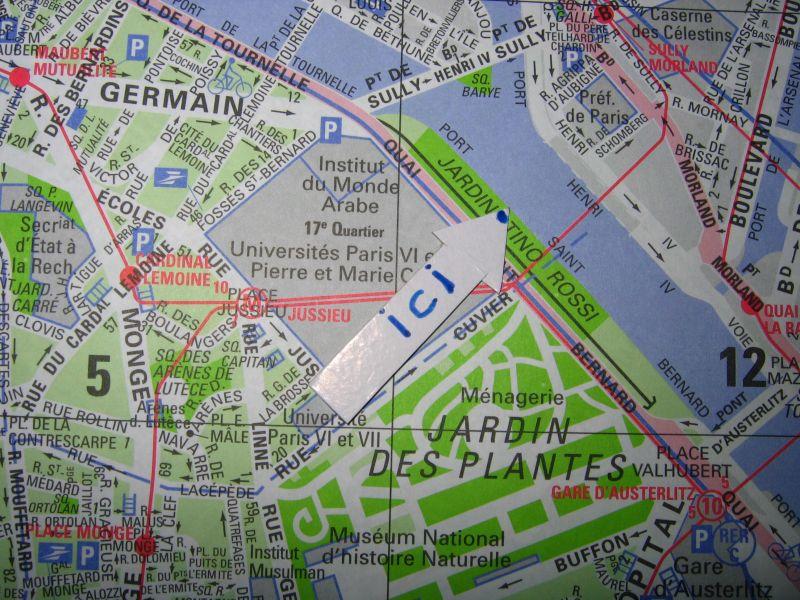 Danse a paris quai saint bernard square tino rossi for Le jardin tino rossi